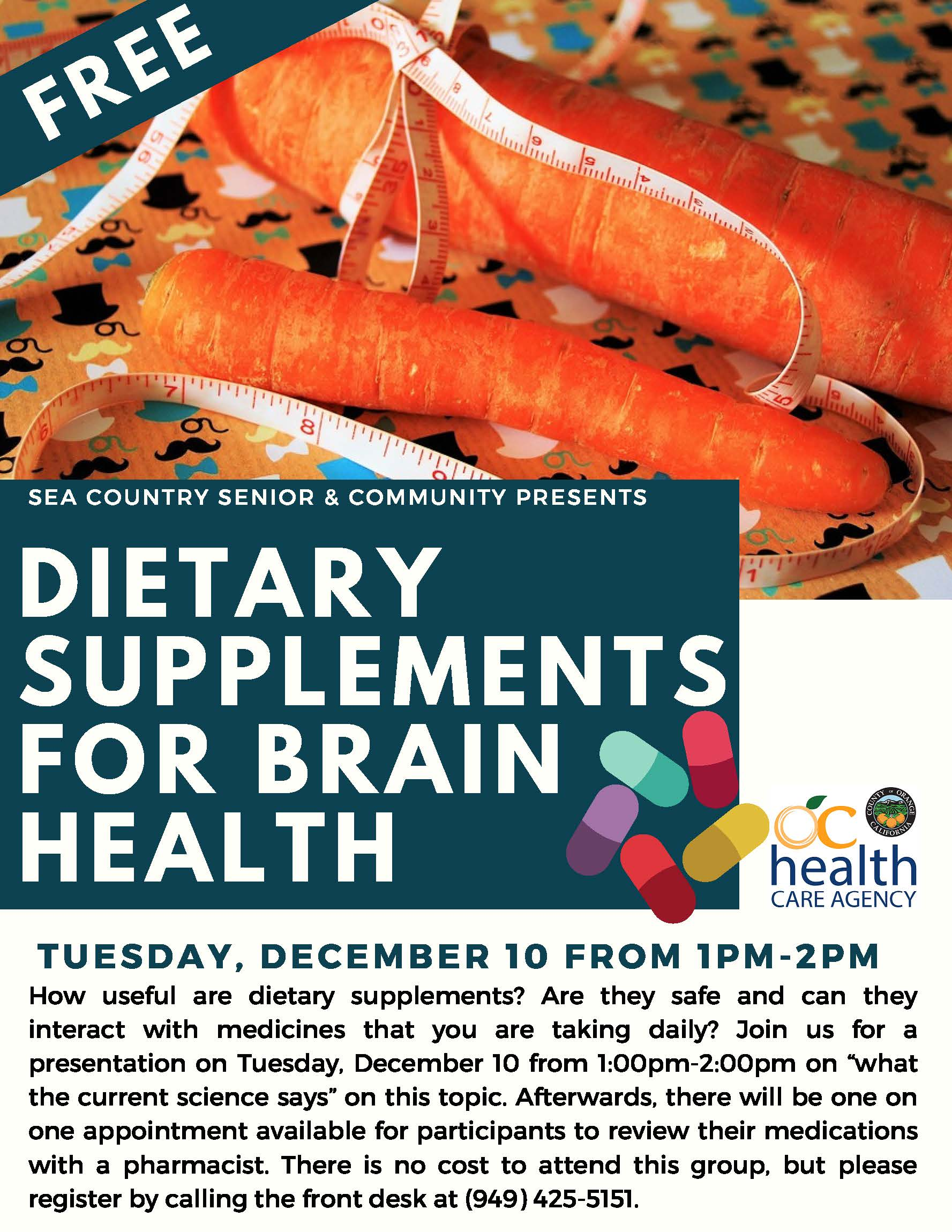 Lecture - Dietary Supplements