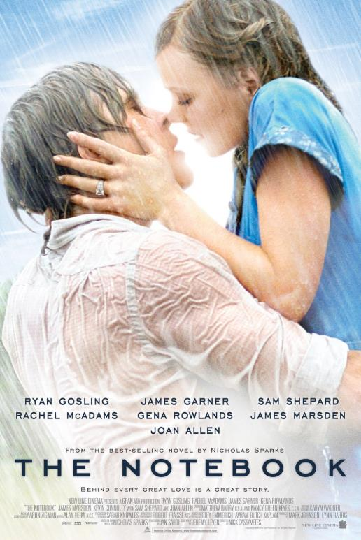 The Notebook, Film Friday