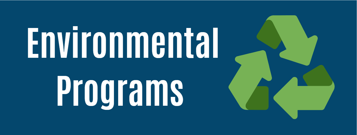 Graphic for Environmental Programs webpage Opens in new window